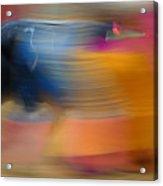 Violent Colours Acrylic Print