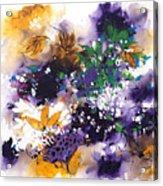 Violet Acrylic Print