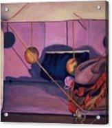 Violet Box Acrylic Print