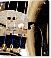 Violin 2a Acrylic Print
