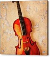 Violin Dreams Acrylic Print