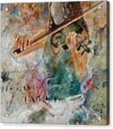 Violinist 56 Acrylic Print