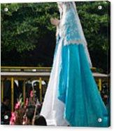 Virgen Concepcion De Ataco 4 Acrylic Print