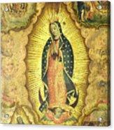 Virgen De Guadalupe Acrylic Print