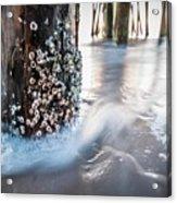 Virginia Beach Pier Acrylic Print