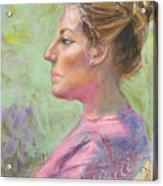 Virginia Acrylic Print