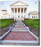 Virginia State Capitol Building Acrylic Print