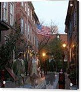 Virginians In Philadelphia Acrylic Print