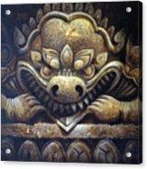 Virtue Acrylic Print
