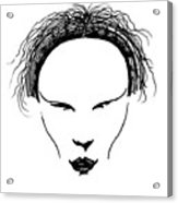 Visage Acrylic Print