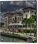 Viscaya Mansion Acrylic Print
