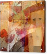Vision Acrylic Print by Lutz Baar