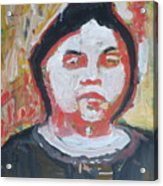 Vision Of Johanna Acrylic Print