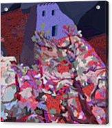 Vision Of The Ruins Acrylic Print