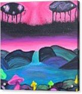 Visions Acrylic Print