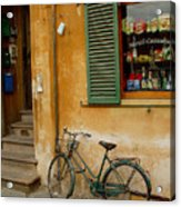 Visions Of Italy 4 Acrylic Print
