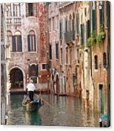 Visions Of Venice 2. Acrylic Print