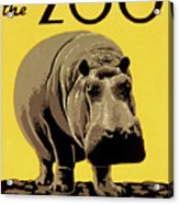 Visit The Zoo Philadelphia Acrylic Print