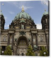 Visiting Berlin 2 Acrylic Print