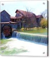 Vista Series 1319 Acrylic Print