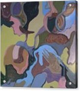Visual Jazz #23 Acrylic Print
