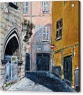 Viterbo Church Acrylic Print