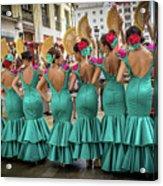 Viva La Feria II Acrylic Print