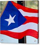 Viva Puerto Rico Acrylic Print