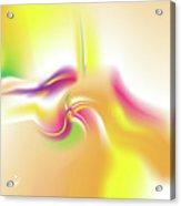 Vividaee - Abstract Art Print - Fantasy - Digital Art - Sea Flower - Fine Art Print Acrylic Print