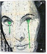 Vivien . Acrylic Print