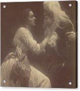 Vivien And Merlin Vivien And Merlin Acrylic Print