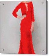 Vivienne Acrylic Print
