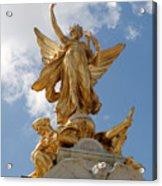 Vivtoria Memorial Acrylic Print