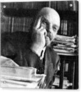 Vladimir Lenin (1870-1924) Acrylic Print