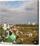 Vladimir City Acrylic Print