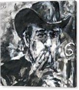 Vladimir Staer, Portrait Acrylic Print
