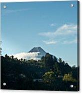 Volcan De Agua Antiqua Gutemala 1 Acrylic Print