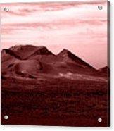 Volcano 3 Acrylic Print