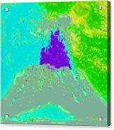 Volcano Dd4 Acrylic Print