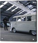 Volkswagen Microbus Acrylic Print