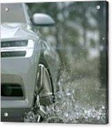 Volvo Xc Coupe Concept Acrylic Print