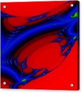 Vortex Extreme Fractal Acrylic Print