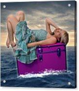 Voyage Acrylic Print