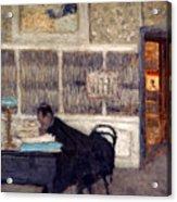 Vuillard: Revue, 1901 Acrylic Print