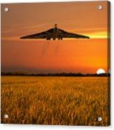 Vulcan Farewell Fly Past Acrylic Print