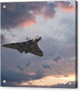 Vulcan Sunset Acrylic Print
