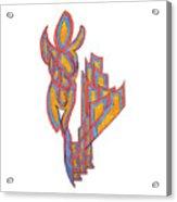 Voluptuous Goddess Acrylic Print