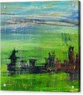 W74 - Utopia Acrylic Print