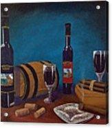 Waco Winery Acrylic Print