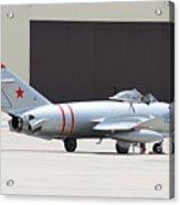 Wafb 09 Mig 17 Russian 6 Acrylic Print